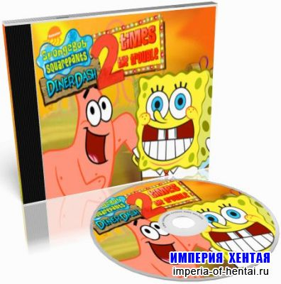 SpongeBob Squarepants Diner Dash 2: Two Times the Trouble (2007/Rus)