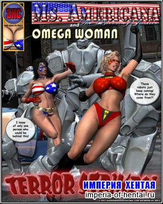 Ms Americana and Omega Women