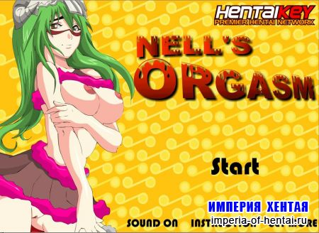 HentaiKey - Nell's Orgasm & others