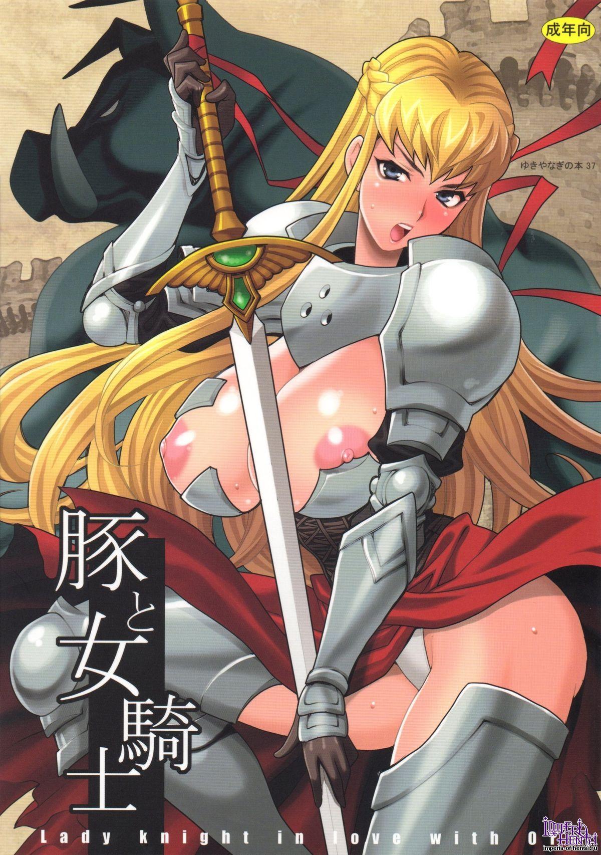 Lady knight sex