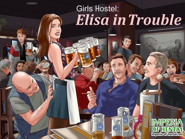 [Sex Game] Girls Hostel: Elisa in Trouble v0.3.0