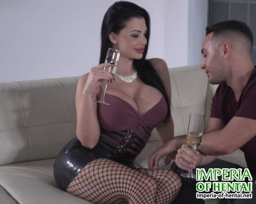 Aletta seduces guy