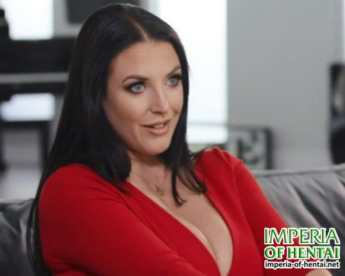 Deep anal with Angela in red