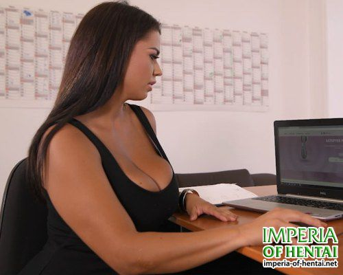 Olivia is a very insatiable employee